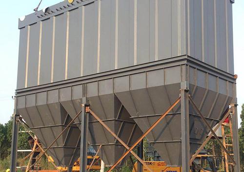 广州碎石生产线除尘及石料分选安装
